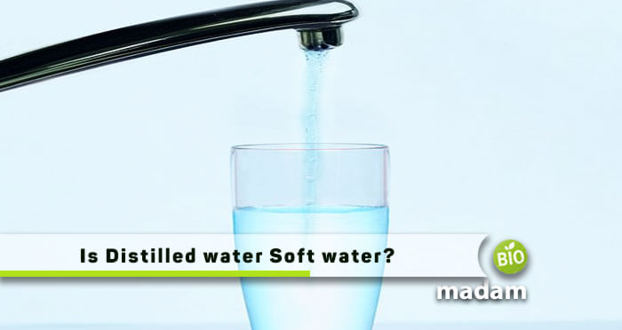 Is Distilled water Soft water