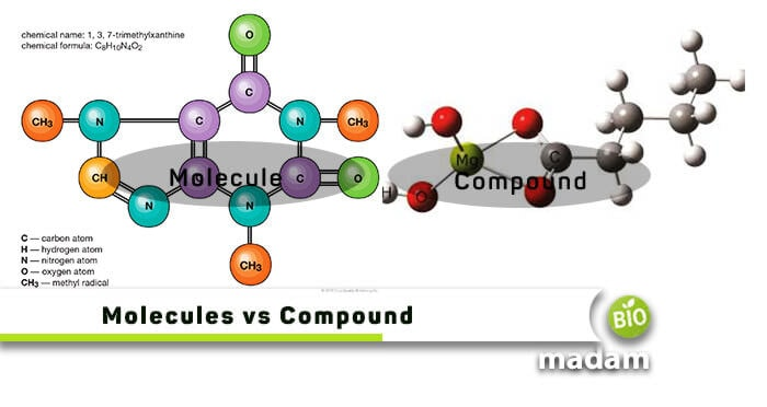 Molecules and compound