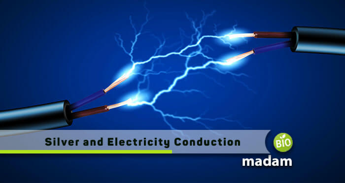 silver is good conductor of electricity
