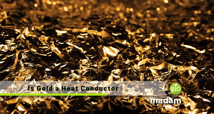 Is-gold-a-Heat-conductor