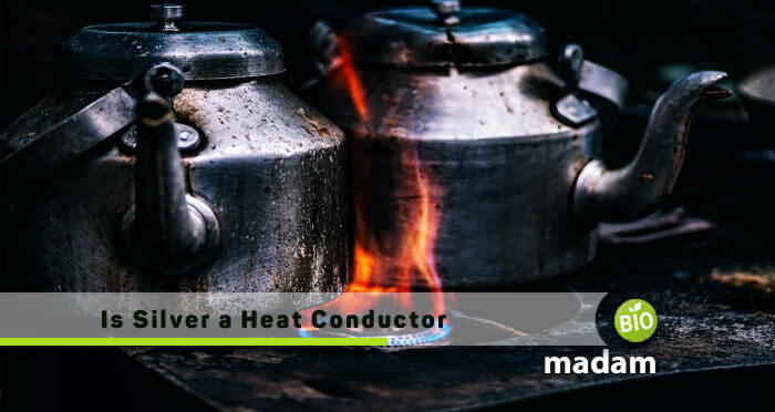 Is-silver-a-Heat-conductor